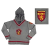 Universal Youth Sweater - Gryffindor Crest - Hooded