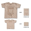 Universal Youth Shirt - Marauder's Map Color Changing