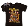 Universal Youth Shirt - Transformers Bumblebee 3D