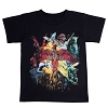 Universal Youth Shirt - Creature Collage