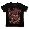 Universal Youth Shirt - Gryffindor Brave