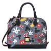 Disney Dooney & Bourke Bag - Best of Mickey - Body Parts - Satchel