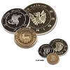 Universal Collectible Coins - Gringotts Coin Collection