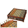 Universal Games - The Hogwarts Houses Quidditch Chess Set