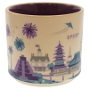 Disney Coffee Cup Mug - Starbucks You Are Here - Epcot #2