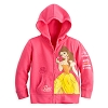 Disney Girls Hoodie - Belle Hoodie for Girls