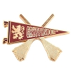 Universal Pin - Gryffindor Quidditch Pennant Pin
