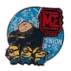 Universal Pin - Despicable Me - Minion Blueprint Spinning Pin