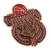 Universal Pin - Hogwarts Quidditch Crest Pin On Pin