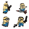 Universal Pin - Despicable Me - Miniature Minion Pin Set