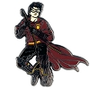 Universal Pin - Harry Potter Quidditch Pin
