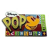 Disney Resort Logo Pin - Pop Century - Vintage Colors  Mickey Mouse