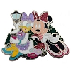 Disney Minnie Pin - Minnie Mouse and Daisy Duck - Catching Up