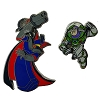 Disney Toy Story Pin Set - Buzz Lightyear and Zurg