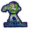 Disney Toy Story Pin - Buzz Lightyear Lasers are set to Awesome