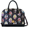 Disney Dooney & Bourke Bag - Runway Princess - Zip Satchel
