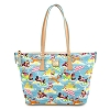 Disney Dooney & Bourke Bag - Fab 5 Beach - Shopper Tote