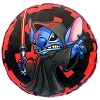 Disney Throw Pillow - Star Wars - Stitch - Yoda and Palpatine