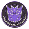 Universal Magnet - Harry Potter - Transformers Decepticons