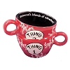 Universal Coffee Cup Mug - Dr. Seuss - Thing 1 and 2 Stack