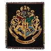 Universal Throw - Hogwarts Crest Throw