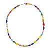 SeaWorld Eco Bead Elegant Multi-Color Necklace