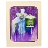 Disney Kevin-John Print - The Infamous Hatbox Ghost