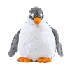 SeaWorld Plush - Puck Penguin With Sound And Movement
