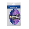 SeaWorld Car Magnet - Penguin Oval
