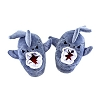 SeaWorld Adult Slippers - Shark