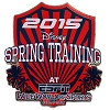 Disney ESPN Wide World Of Sports Pin - Spring Training - 2015