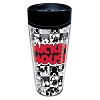Disney Travel Mug - Mickey Mouse Checkers Travel Mug