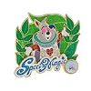 Disney Piece of SpectroMagic History Pin - The White Rabbit