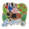 Disney Piece of SpectroMagic History Pin - Queen of Hearts