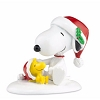 Peanuts Village - Happy Holiday's Snoopy and WS