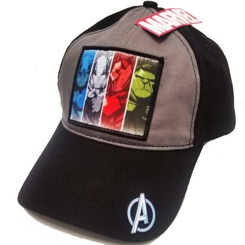 Disney Hat Baseball Cap Marvel Avengers Team Logo Adult