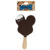 Disney Tails Pet Toy - Mickey Mouse Ice Cream Bar Chew Toy