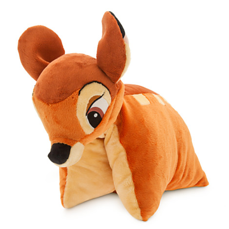 Disney Animal Pillow Pets : Your WDW Store - Disney Pillow Pet - Bambi Plush Pillow