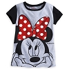 Disney CHILD Shirt - Minnie Mouse Bow Tee for Girls