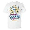 Disney Adult Shirt - 2015 24 Hour Magic Kingdom Party - Olaf
