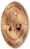 Disney Pressed Penny - Princess Collection - Snow White