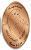 Disney Pressed Penny - Princess Collection - Rapunzel