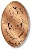 Disney Pressed Penny - Princess Collection - Alice