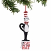 Universal Studios Figurine Ornament - Dr Seuss - Cat in the Hat Block