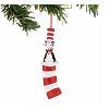 Universal Studios Figurine Ornament -  Dr. Seuss - Cat In Hat Chimney