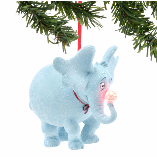 Horton Lit Ornament