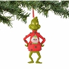 Universal Ornament - Dr. Seuss - Grinch in Elf Sweater