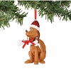 Universal Ornament - Grinch - Max Holding Bone