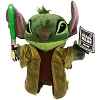 Disney Plush - Star Wars Weekends 2015 - Jedi Master Yoda Stitch