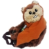 Disney Plush Backpack - Star Wars Weekends 2015 - Wicket the Ewok